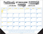12 Sheet Desk Blotter Calendar