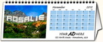 "Personalized Name Desk Calendar (Large -11"")"